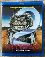 Critters 2: The Main Course (1988) [Blu-ray]