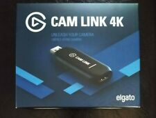 Elgato Cam Link  4k HDMI Video Capture Device NEW IN HAND FREE SHIPPING