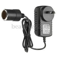 Cigarette Lighter Socket 240V 2A Mains Plug to DC 12V Car Charger Power Adapter