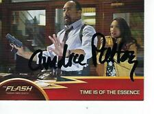 "CANDICE PATTON SIGNED 2016 CRYPTOZOIC ""THE FLASH"" #20 - IRIS WEST"