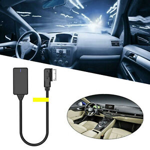 For Audi A3 A4 A5 S5 AMI Bluetooth Music Interface AUX Audio Cable Adapter New