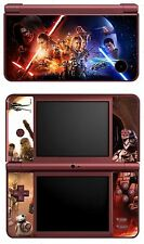 SKIN STICKER AUTOCOLLANT DECO POUR NINTENDO DSI XL REF 32 STAR WARS 7
