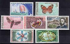 NOUVELLE CALEDONIE: SERIE COMPLETE DE 7 TIMBRES P.A. NEUF** YTN°91/96 C: 100,00€