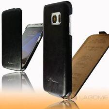 Carcasas Para Samsung Galaxy S7 edge de piel sintética para teléfonos móviles y PDAs