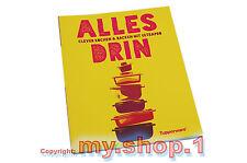 """★★★my.shop.1-1★★★ Tupperware® Kochbuch """"Alles drin"""" für Ultra-Pro E51 NEU+OVP"""
