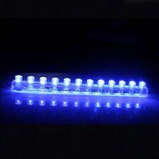 12cm Blue LED Flexible Neon Strip Light Car Van 12V