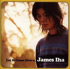 James Iha (SMASHING PUMPKINS) - let it come down  1998  hut records CD