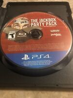 Jackbox Party Pack (Sony PlayStation 4) PS4. Fast Free Shipping. Disc Only.