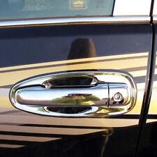 For Toyota Prado J150 2010-2018 Chrome Door Handle &Door Handle Bowl Cover Trim