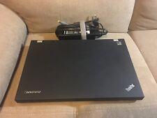 Lenovo ThinkPad T530 i7-3720QM 2.6Ghz, 8GB RAM, 1TB SSHD, 1080p, NVIDIA, Office