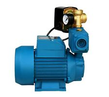 """IBO 1""""WZI250 Booster PUMP +vessel/tank expansion fittings:gauge pressure switch"""