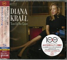 DIANA KRALL-TURN UP THE QUIET-JAPAN SHM-CD F83