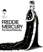 FREDDIE MERCURY - THE GREAT PRETENDER [DVD] SH - NEW & SEALED