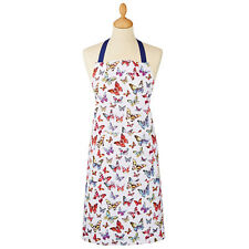 `Ladies Women Apron Cooking Chef Kitchen Vintage  Novelty Butterfly PVC Apron