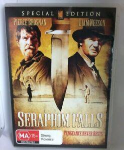 Seraphim Falls DVD Region 4
