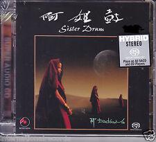 """Dadawa - Sister Drum"" DSD Direct-SBM Stereo Hybrid SACD Audiophile CD New"
