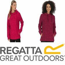 Regatta 2018 Womens Kizmit Hooded Marl Fleece Top