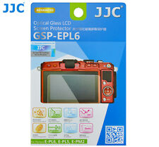 JJC GSP-EPL6 GLASS LCD Screen Protector Film for Olympus E-PL6 / E-PL5 / E-PM2