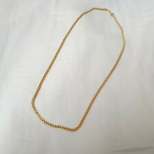 Brand new stainless steel necklace jewellery gold accessories