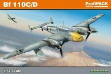 Eduard 1/72 Messerschmitt Bf 110C/D # 7081