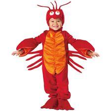 Lobster Costume Toddler Halloween Fancy Dress