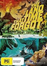 The Land That Time Forgot DVD BRAND NEW SEALED