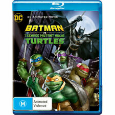 Batman Vs Teenage Mutant Ninja Turtles (Blu-ray, 2019)