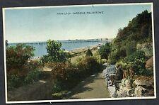 C1930's View of Hamilton Gardens, Beach, Pier, Felixstowe