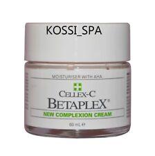 Cellex-C Betaplex New Complexion Cream 60ml / 2oz. - BRAND NEW, FREE SHIPPING