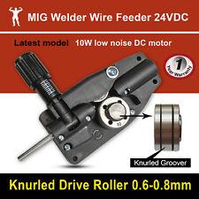 MIG Welder Welding Machine Wire Drive Motor Feed Feeder Roller Knurled Groover