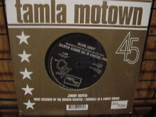 JIMMY RUFFIN RARE MOTOWN/TAMLA AUDIOPHILE 45SINGLE BROKEN HEARTED & LONELY SOUND
