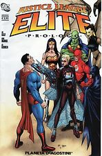 Fumetto,Comic Strip.JUstice League,Elite,Prologo,Planeta DeAgostini