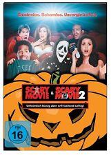 DVD * SCARY MOVIE 1 + 2  HALLOWEEN  BOX # NEU OVP +