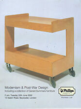 PHILLIPS DESIGN Aalto Jacobsen Sarpaneva Welch Summers Furniture Coll Catalog 00