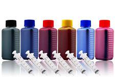 600ml Nachfülltinte Drucker Tinte für HP 363 HP363XL Nachfüllset Refillset