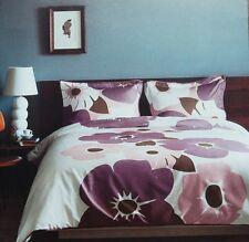 3 Pc Duvelle Studio Reversible Comforter Set King New!