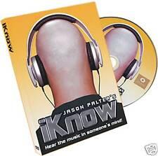 iKnow  - Mp3 Player iPod Trick -   Mental DVD