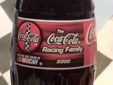 NASCAR 2000  Racing Family coke bottle