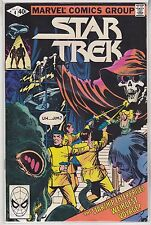 "Star Trek #4 Marvel 1980 ""The Haunting of Thallus!"""