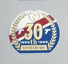 HONDA VFR400 NC30 VFR750 RC30 TT ANNIVERSARY DECAL