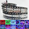 ELENKER WS2811 5050 Full color Dream color RGB LED Strip 5M 150 300Leds DC 12V