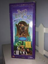 The Wizard Of Oz Scarecrow Collectible Animated Figure New!!