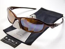 Oakley Hatchet o-luminum titanium occhiali da sole ROMEO JULIET giuria diagrammi Splice