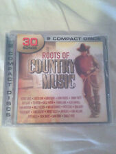 2 CD's    Roots of Country Music   30 songs