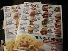 ARBY'S Restaurant 2X sheets ,,Expires 10-31-2021