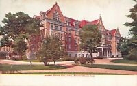 Postcard Notre Dame College in South Bend, Indiana~125235