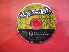 NEED FOR SPEED MOST WANTED /  GAME CUBE / CD SEUL / EN BON ETAT