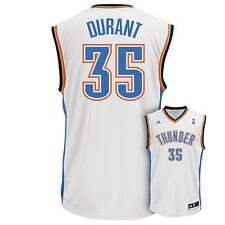 ($70) ADIDAS Oklahoma City Thunder KEVIN DURANT Jersey Adult MENS/MEN'S (xxl-2xl