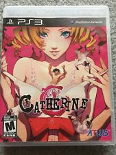 Catherine (Sony PlayStation 3, PS3) (Excellent Condition)