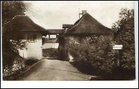 SPIEZWILER Spiez Schweiz 1925 Gasthof Zum Bären Garten-Wirtschaft Gasthof AK